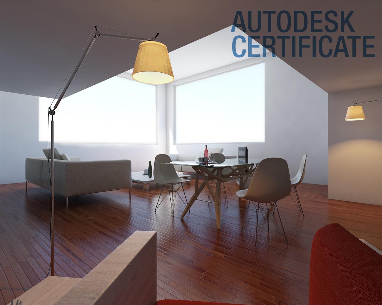 Certificazione Autodesk 3d Studio Max