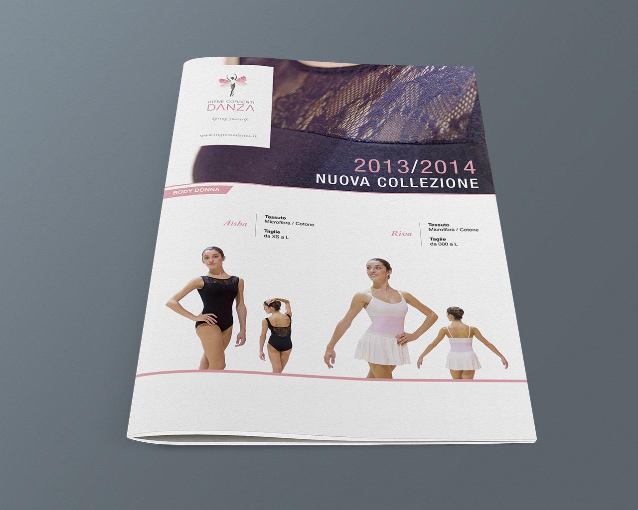 Catalogo Irene Correnti Danza