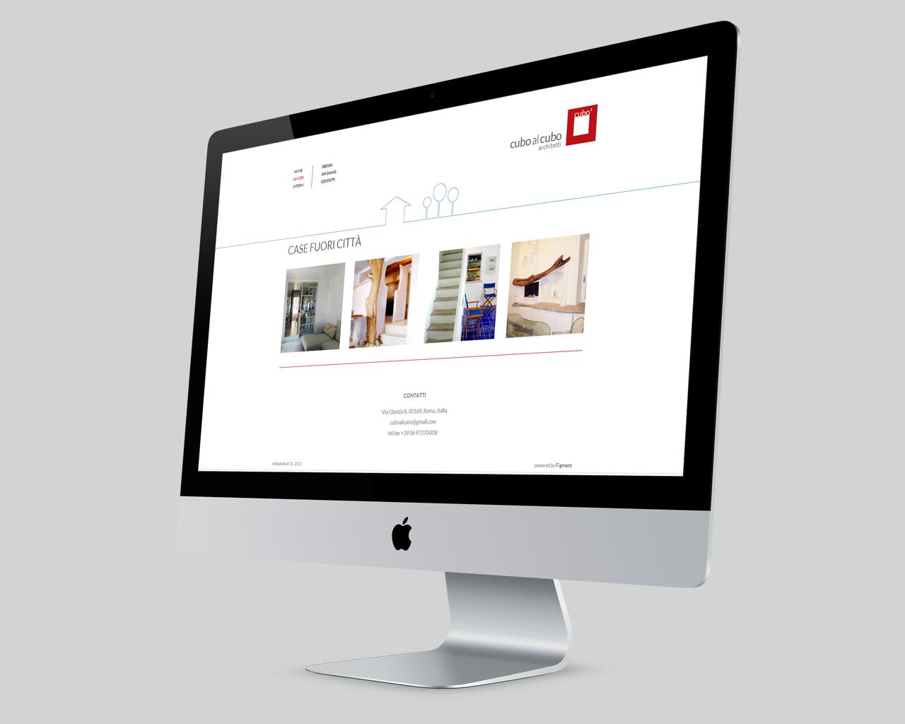 cuboalcubo sito web